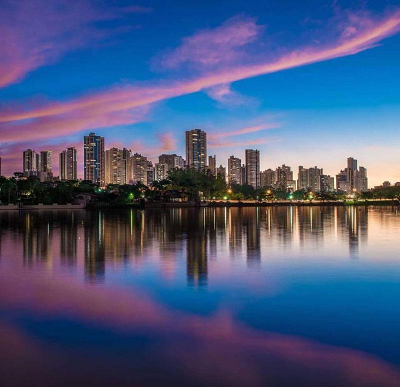 83 anos - Aniversário de Londrina
