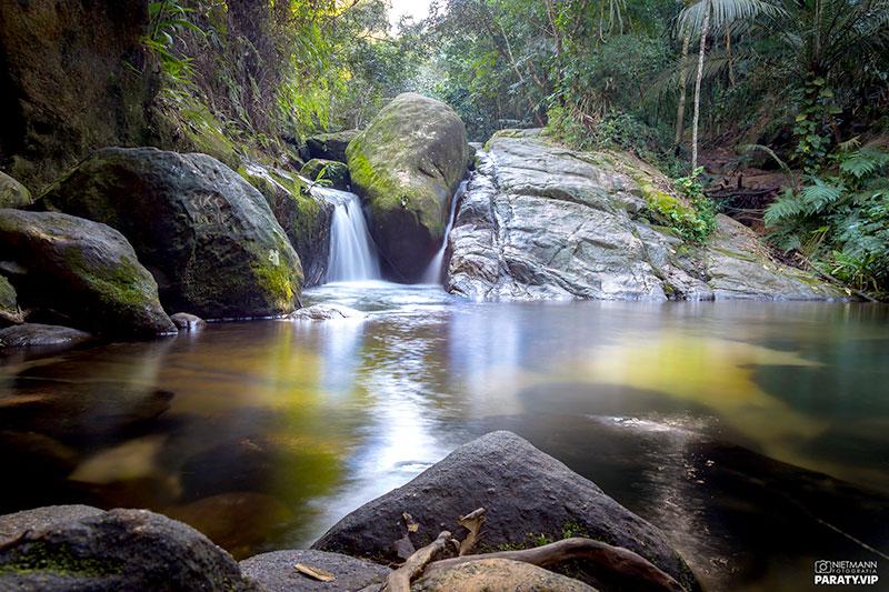 Cachoeira da Pedra que Engole