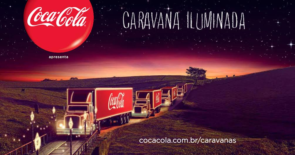Caravana Iluminada Coca-Cola