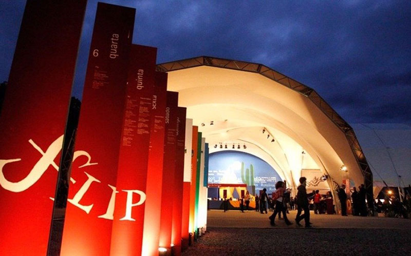 FLIP - Festa Literária Internacional de Parat
