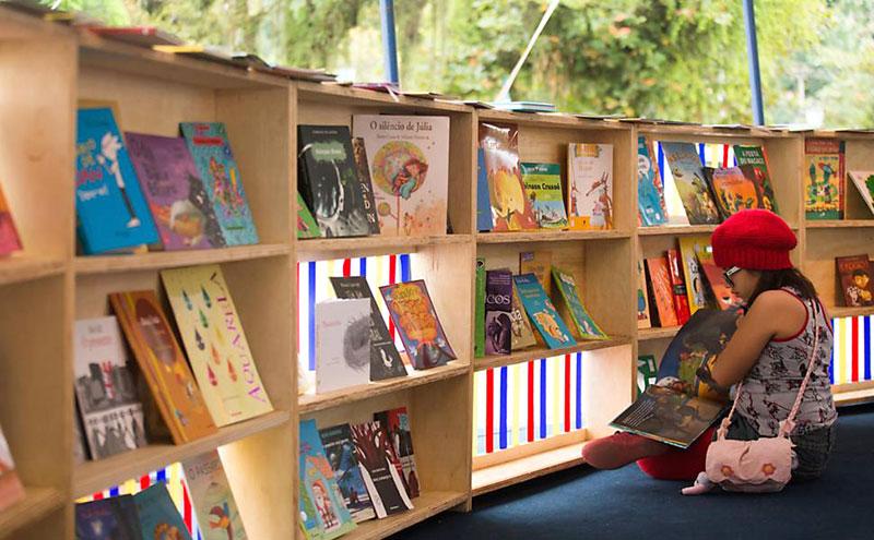 Flipinha - Feira Literária Internacional de Paraty