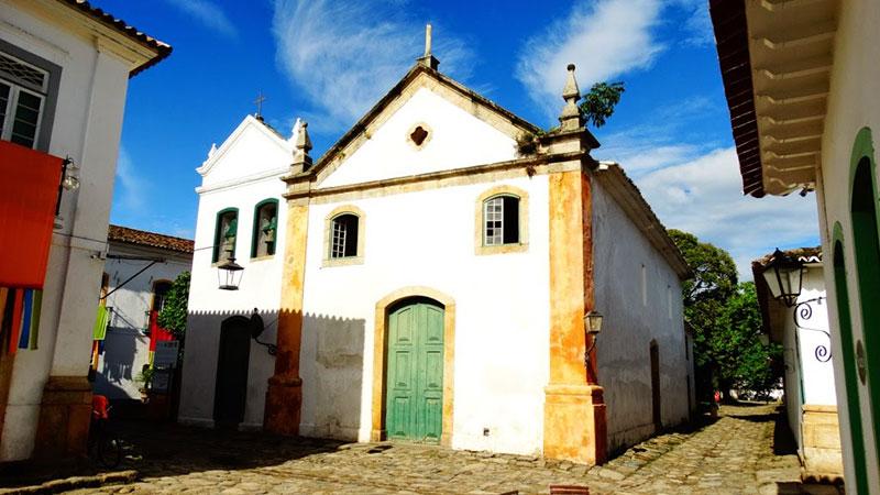 Igreja Nossa Senhora do Rosário em Paraty