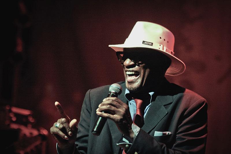 JJ Jackson - Blues no aniversário de Londrina
