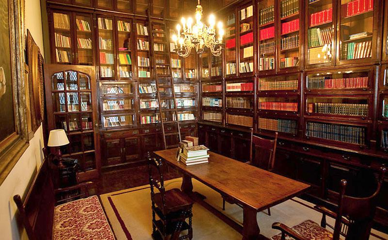 Biblioteca do Palácio Boa Vista