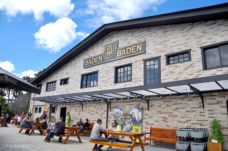Fábrica - Cervejaria Baden Baden