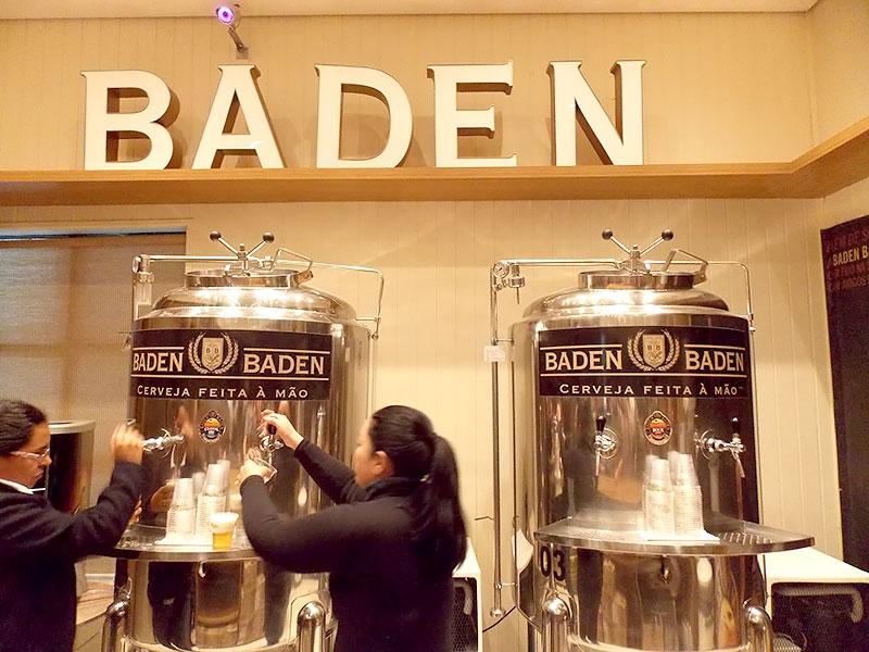 Campos do Jordão - Baden Baden