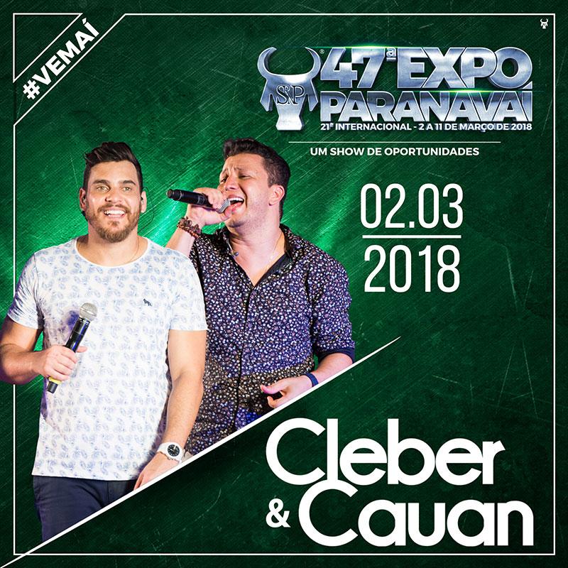 Show - Cleber e Cauan