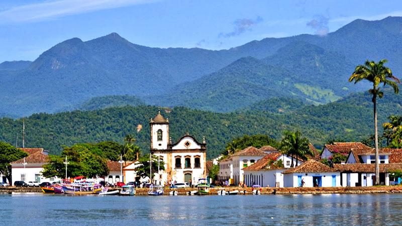 8a677991d Paraty, patrimônio histórico de cultura e belezas naturais - HF ...
