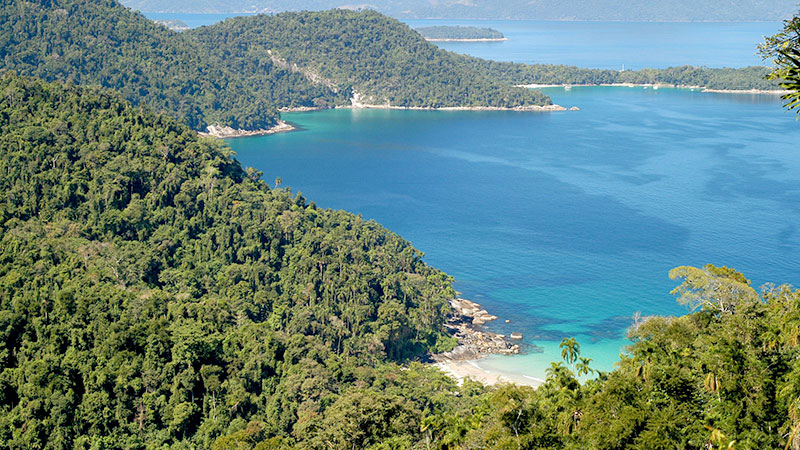 Ilha da Gipoia - Angra dos Reis - RJ