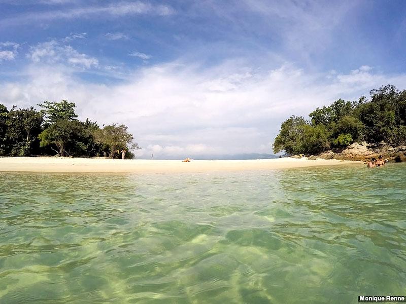 Ilha de Cataguás - Angra dos Reis - RJ