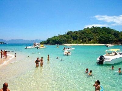 Ilha de Cataguases - Angra dos Reis - RJ
