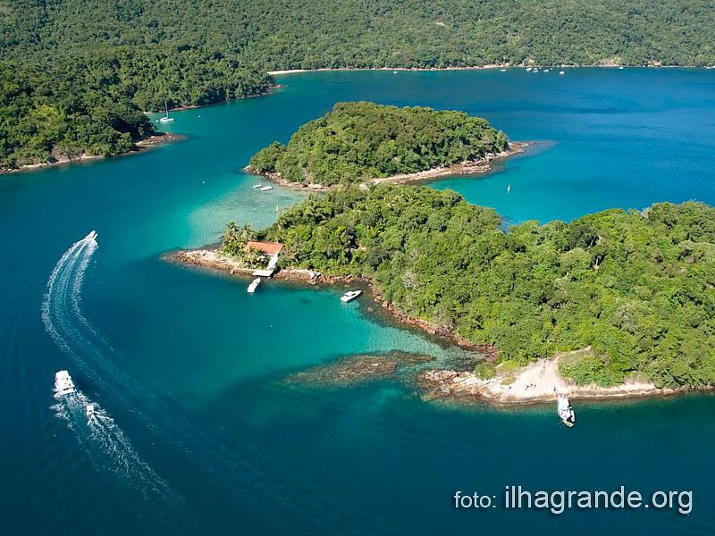 Ilha Grande em Angra dos Reis - RJ