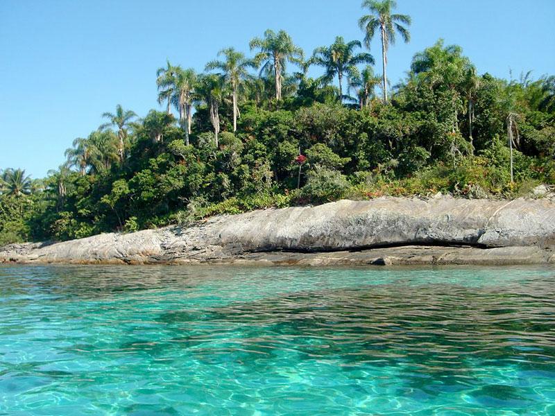 Ilhas Botinas - Angra dos Reis - RJ