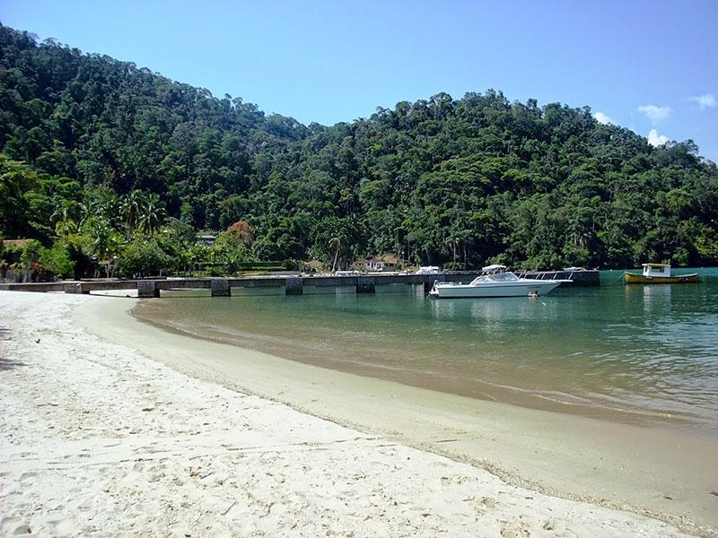 Praia da Fazenda - Angra dos Reis - RJ