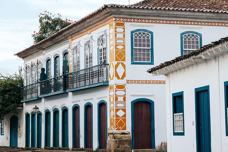 Sobrado Colonial em Paraty - RJ