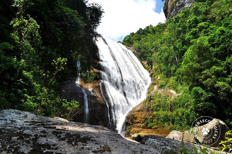 Cachoeira do Gato - Praia de Castelhanos