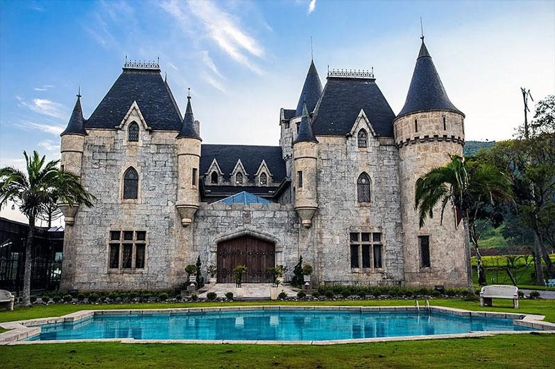 Castelo de Itaipava - Petrópolis - RJ