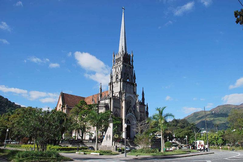 Catedral São Pedro de Alcântara - Petrópolis