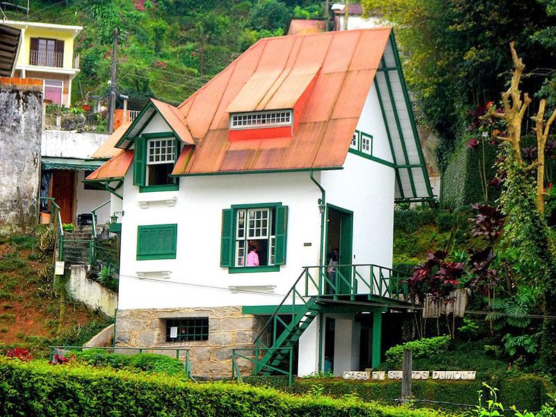 A Encantada - Casa de Santos Dumond