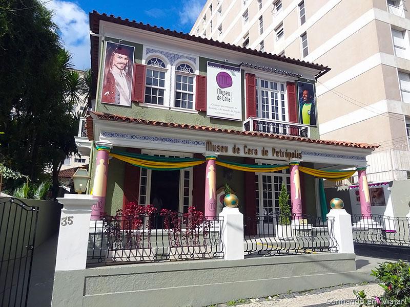 Museu de Cera em Petrópolis - RJ