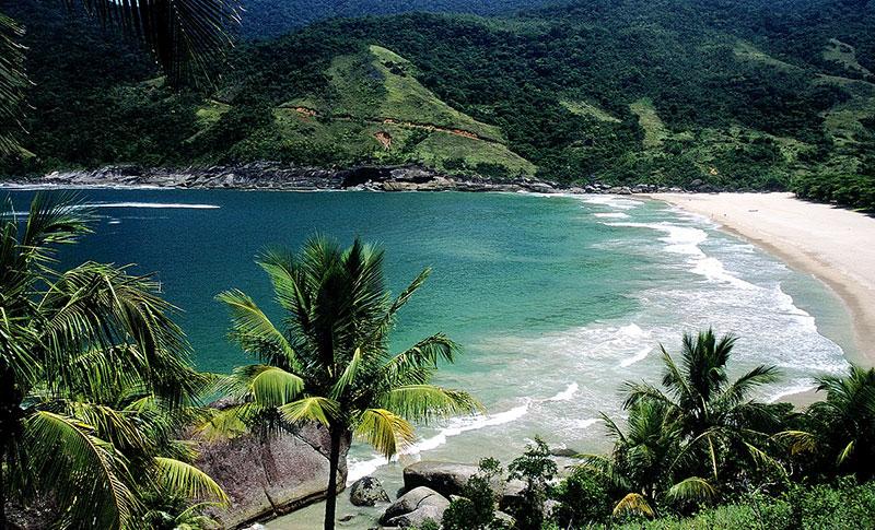 Praia do Bonete - Ilhabela - SP