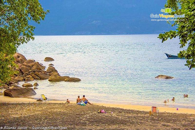 Praia do Veloso - Ilhabela - SP
