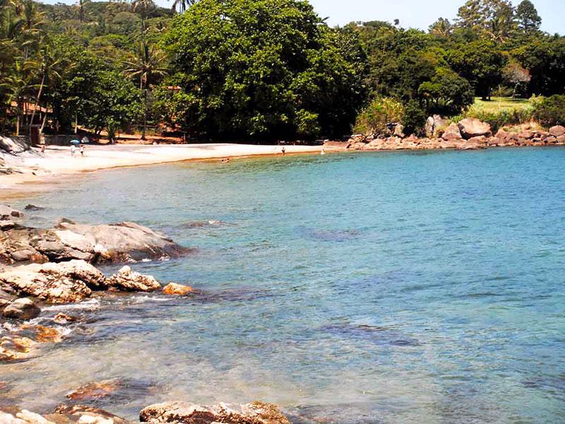 Praia do Veloso em Ilhabela - SP