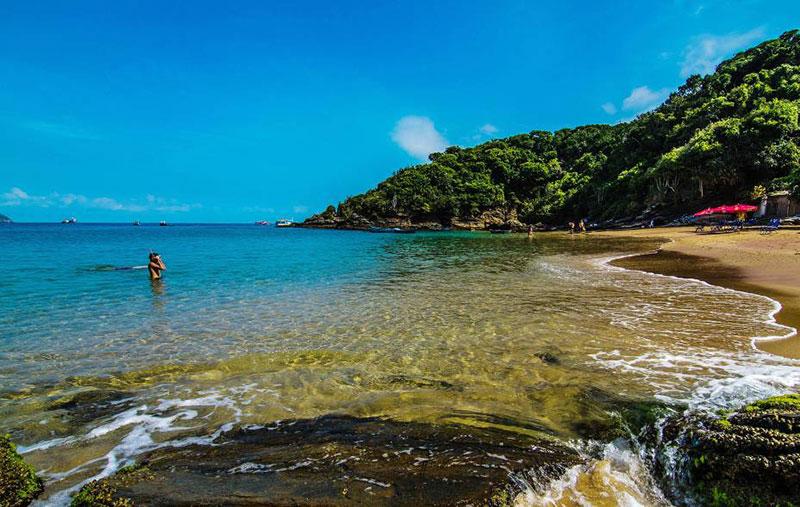 Praia de João Fernandinho em Búzios - RJ