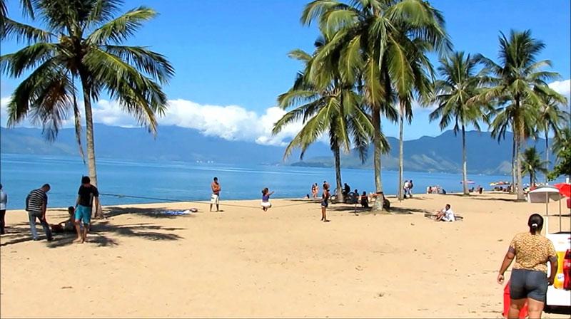 Caraguatatuba - Praia Martin de Sá