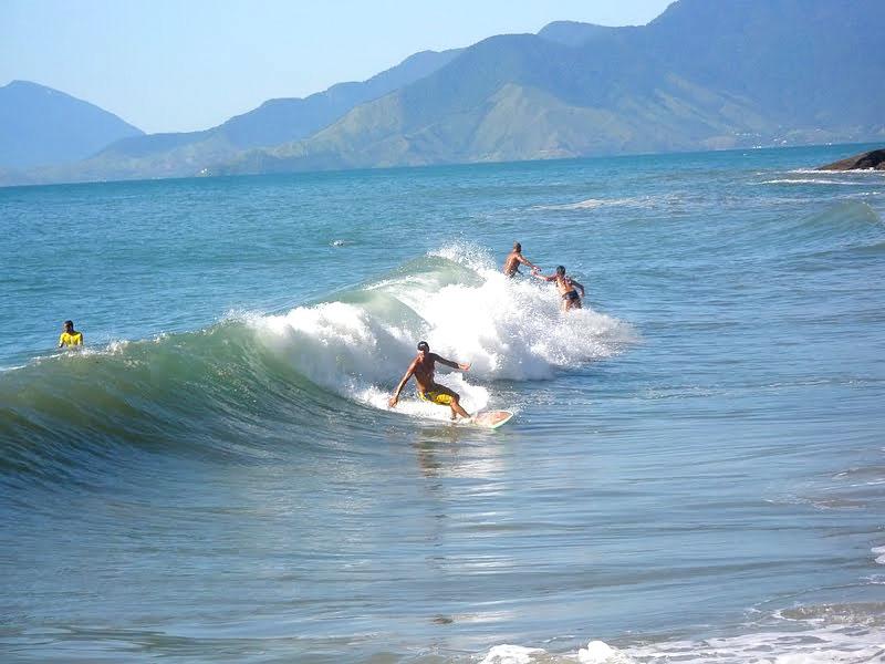 Caraguatatuba - Praia Brava - SP