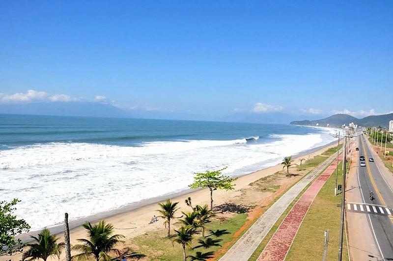 Estrada Rio Santos - Praia Massaguaçu