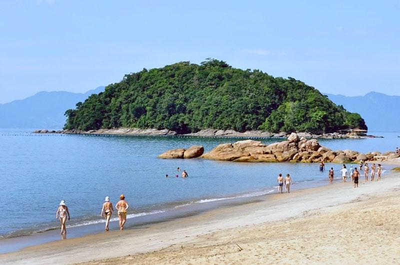 Ilhas Cocanhas - Caragua - sp
