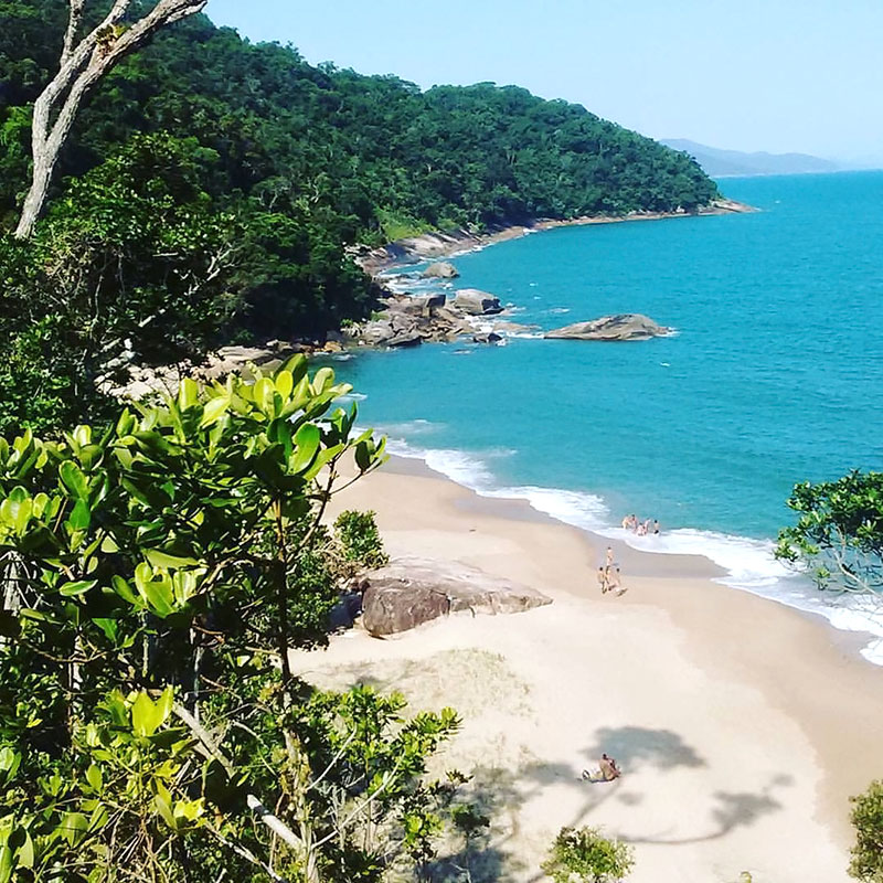 Praia Brava - Caraguatatuba - SP
