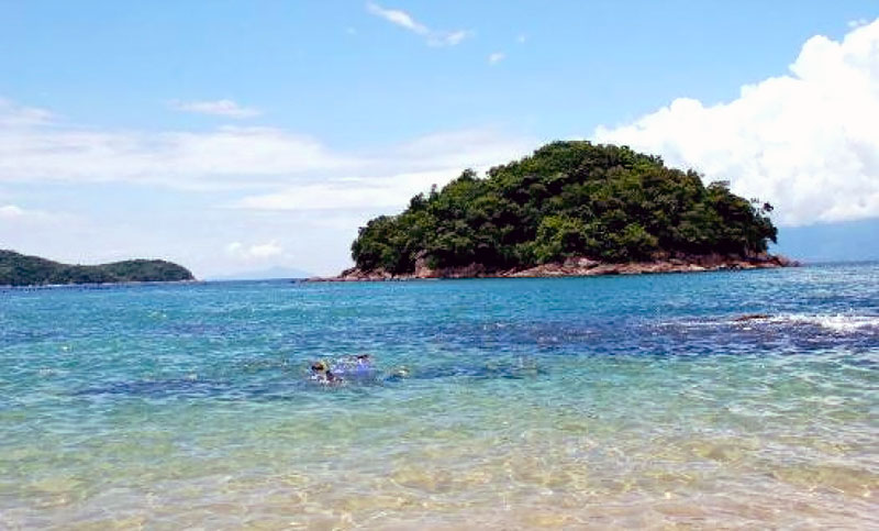 Praia da Cocanha - Caraguatatuba - SP