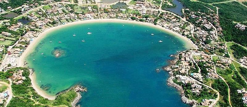 Praia da Ferradura em Búzios - RJ