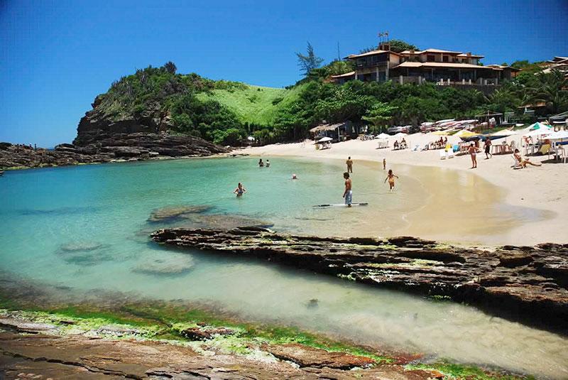 Praia da Ferradurinha - Buzios - RJ