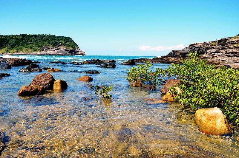 Praia da Foca - Búzios - Rio de Janeiro