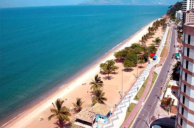 Praia Martin de Sá - Caragua - SP