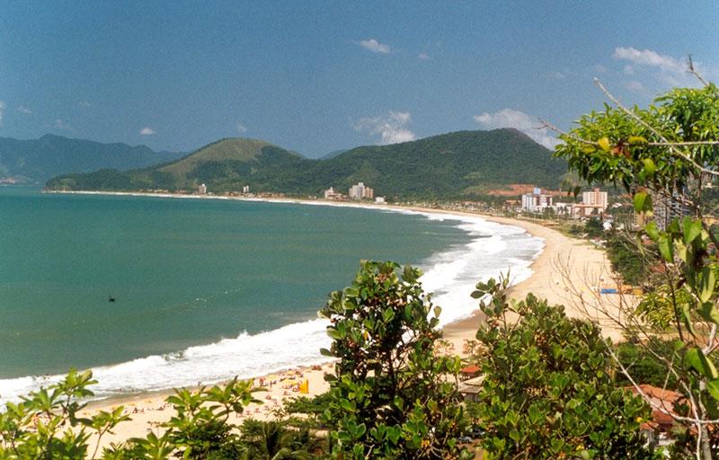 Praia Massaguaçu - Caraguatatuba - SP