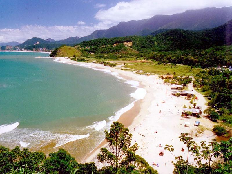Praia Mococa - Caragua - SP