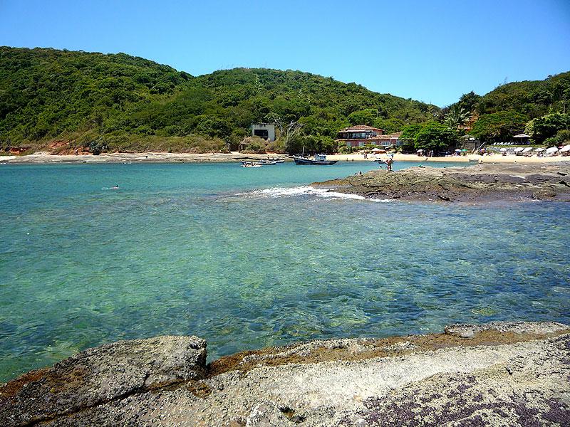 Praia da Tartaruga - Buzios - RJ