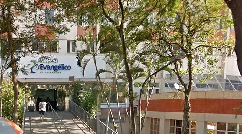 7 Hospitais na cidade de Londrina - PR
