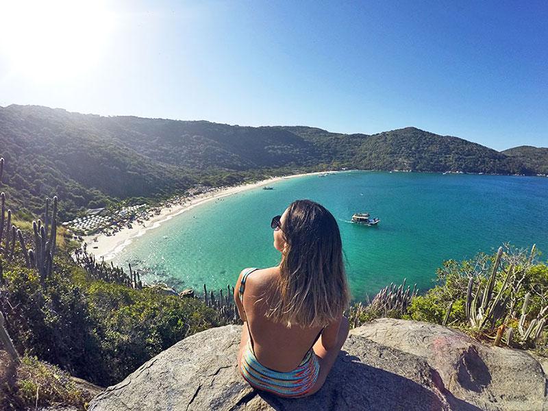 Praia do Forno, Arraial do Cabo - RJ