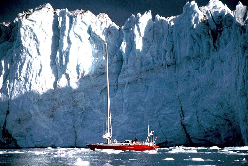 Geleiras do Ártico - Amyr Klink