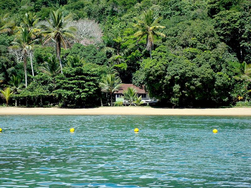 Ilha da Bexiga - Amyr Klink